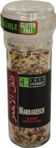 Easy Gourmet Marrakesch Gewürzmühle, 1er Pack (1 x 52 g)