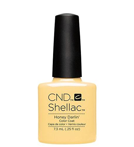 CND Shellac Vernis gels Honey Darlin 7,3 ml