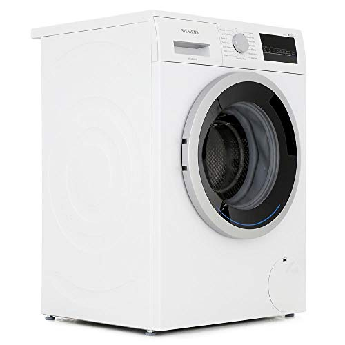 Siemens iQ300 WM14N201GB Washing Machine Freestanding 8kg A+++ White