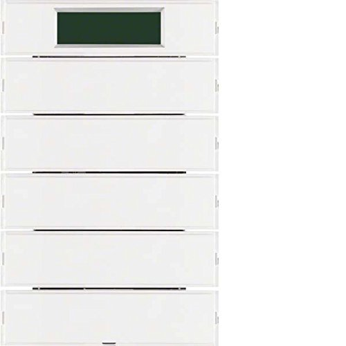 Hager 75665770 Steckdose Weiß - Steckdosen (5-45 °C, Weiß, IP20, 70,9 mm, 111 mm, 1 Stück(e))