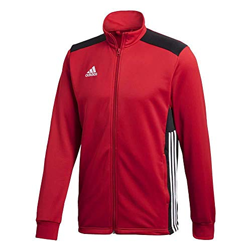 Adidas Regista 18 Track Top Chaqueta Deportiva, Hombre, Rojo (Power Red/Black), 2XL