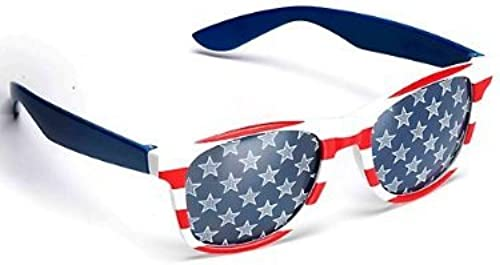 Patriotic Glasses Party Accessory by Patriotic Fashions