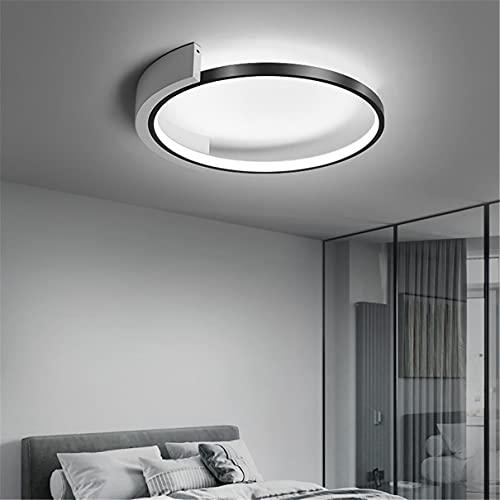 YUNLONG Lámparas De Techo Cocina 40Cm Led Modernas Plafon Led Habitación Juvenil Lámpara De Techo Dormitorio Comedor 32W Regulable Luz Lampara Techo,40cm