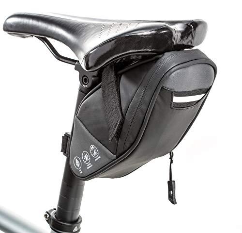 Zealhot Fahrradtasche,Rahmentaschen,Satteltaschen,wasserdichte Fahrradtaschen, Zubehör Telefonhalter für Fahrrad, für iPhone XS max (Satteltasche)