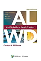Alwd Guide to Legal Citation: [Connected Ebook] (Aspen Coursebook)