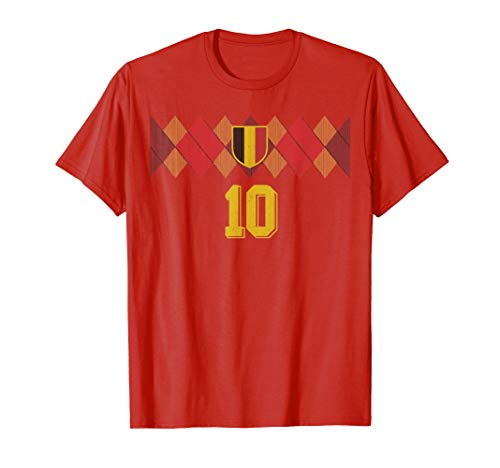 Belgium or Belgien Fußball or Football Trikot T-Shirt