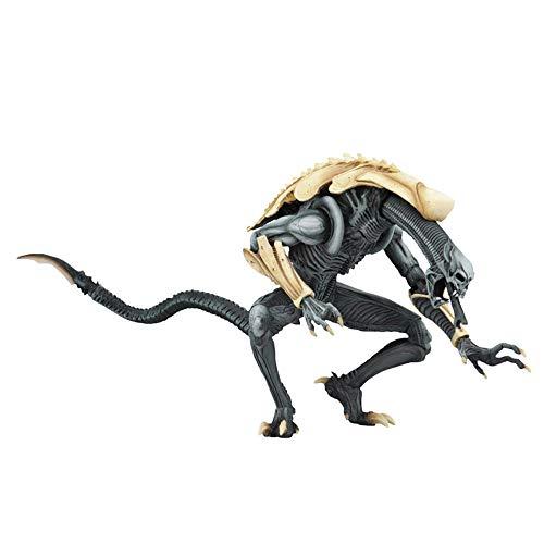 HAIZI FIGURE Alien Vs Predator Game Edition 7 Pollici Alien Figura di Azione del Modello PVC Regalo Giocattoli Bambini