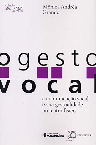 O gesto vocal