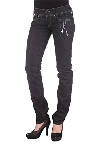 Diesel - Diesel Jean Donna Matic Blu Jeans Stretch Regular Denim - 27, blu
