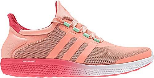 adidas Damen CC Sonic Laufschuhe, Orange (Sun Glow/Sun Glow/Shock Red), 39 1/3 EU