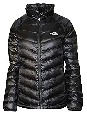 The North Face Flare Women's Down 550 RTO Ski Jacket Puffer (XL, TNF Black/TNF Black)