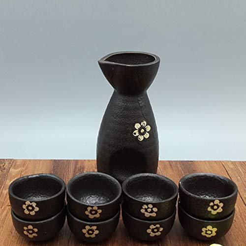 Verre Rhum, Verre a Saké, Sake, Antique en Céramique De Haute Qualité Domestique Cuisson à Haute Température du Procédé De Porcelaine Unifié