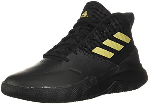 adidasOwn The Game ShoesBlack Matte Gold Black10 5 product image
