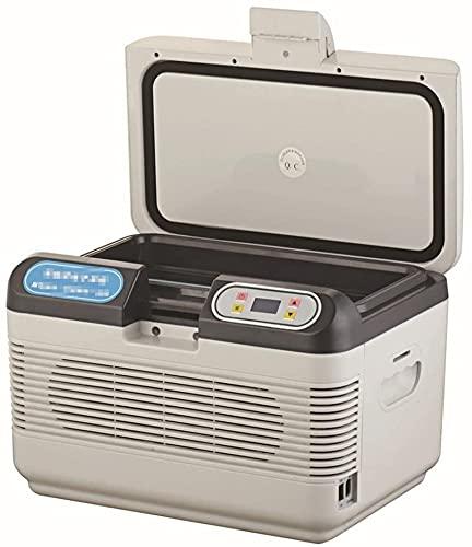 Frigorifero portatile Portatile 16L Auto a doppio raffreddamento auto frigorifero auto Materiale generale ABS Tensione ABS 12V Auto 220 V Potenza della famiglia 65 (W) Peso 6KG Dimensioni 445mm * 300m