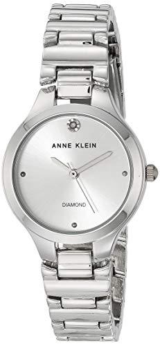 Anne Klein Reloj de Vestir AK/3609SVSV