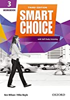 Smart Choice: Level 3: Workbook with Self-Study Listening: Smart Learning - on the page and on the move