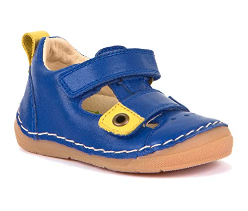 Froddo Laufanfänger Sandale Halboffen Blue Electric 28