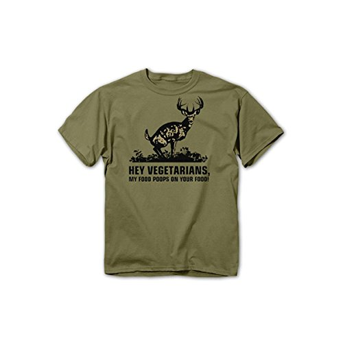 This fun tshirt as a gift ideas for hunters let's them know who's boss.