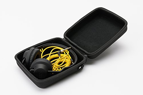 Magma 41460 - headphone/headset accessories (EVA (Ethylene Vinyl Acetate), Polyester, Black, 200 x 90 x 180 mm)