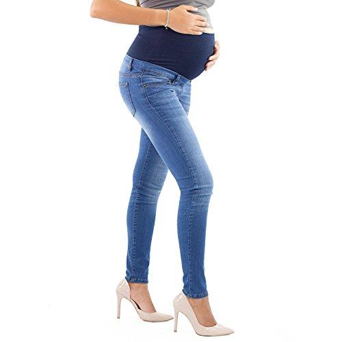jeans donna elasticizzati Jeggings Premaman