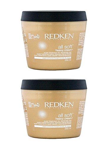 Redken All Soft Heavy Cream 2 x 250 ml