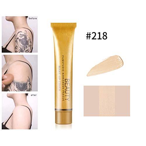 30g 14 Couleurs Correcteur Crème Maquillage de Base imperméable crème Tattoo Concealer Cover Cream Concealer