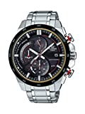 Best Casio Edifice Watches - Casio Men's Edifice Quartz Watch with Stainless-Steel Strap Review