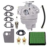 16100-Z0J-013 Carburetor for BB61J B Honda GC160 GC160A GC160LA GC160LE Engines with Air Filter Kit
