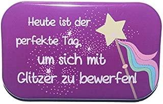 Spruch Angeln Angler Fischer Anglerin Hobby Geschenk 7 x 4,5 cm gute Haftung Motiv Magnet K/ühlschrankmagnet Rechteckig eckig gro/ß ca