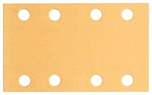 Preisvergleich Produktbild Bosch Professional Schleifblatt für Schwingschleifer Holz und Farbe Best for Wood an Paint (10 Stück,  Körnung 400,  C470)