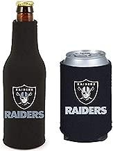 NFL Football Can & Bottle Holder Insulator Beverage Cooler