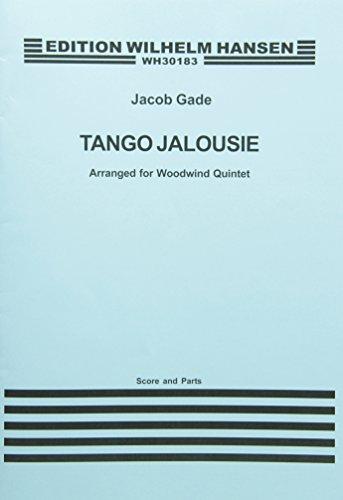 Tango Jalousie: Wind Quintet