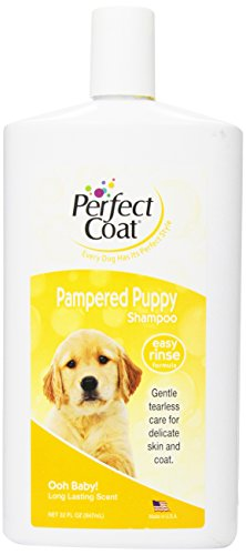 Perfect Coat-Pampered Puppy Shampoo