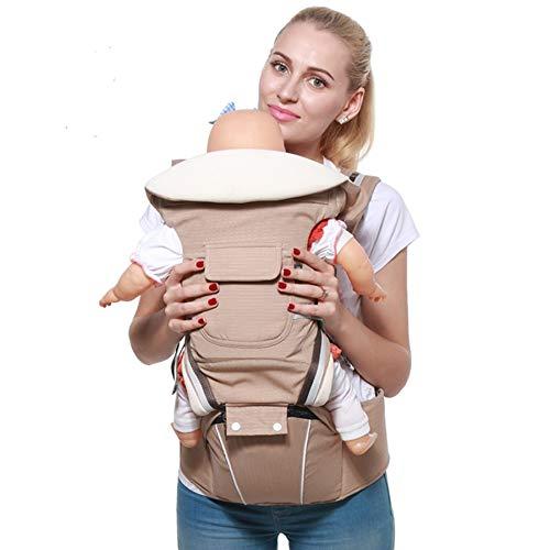 porteo bebe,mochila bebe,portabebes,asiento bebe,mochila porteo,taburete Hipseat,Portabebés Portabebés ergonómico Mochila Hipseat recién nacidos y previene las piernas tipo O Sling Baby Kangaroos