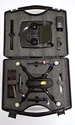 OUYAWEI for Hubsan H501S H501A H501C H502S H502E Quadcopter Protective Storage Case Custom Made Hubsan Mini Carrying Case H501S Box