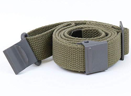 AmmoGarand Green Web Sling M1 Garand US GI Pattern Two Point OD Cotton Made in USA