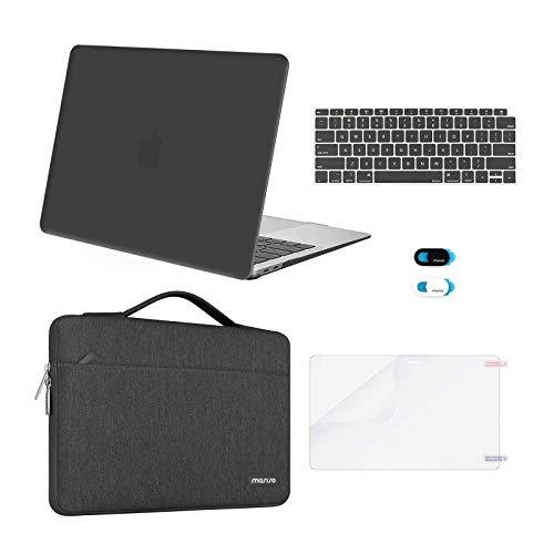 MOSISO MacBook Air 13 inch Case 2020 2019 2018 Release A2337 M1 A2179 A1932,Plastic Hard Case Alaska