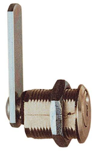 SERRATURA A CILINDRO DIAMETRO 16 MM.20X20 NEXTRADEITALIA Confezione da 20PZ
