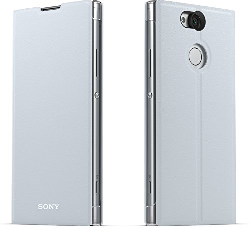 Sony Etui Support pour Xperia XA2 Argent