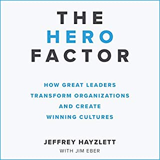 The Hero Factor cover art