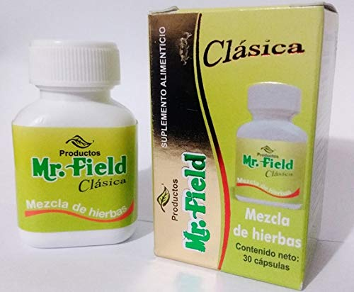 Garcinia Cambogia 100% Natural Mr. Field Capsules to Lose Weight