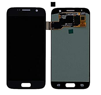 1PCS LCD for Samsung Galaxy S7 Display Screen Touch Digitizer Fully Assembly TFT G930 G930F G930A SM-G930F Replacement  S7 Black LCD