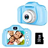 Kids Camera Toys for 3-8 Year Old Boys Girls Joyjam 8.0 MP Digital