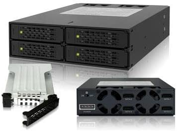 4 in 1 Challenge the lowest price of Japan SATA RAID Swap Hot Mesa Mall cage