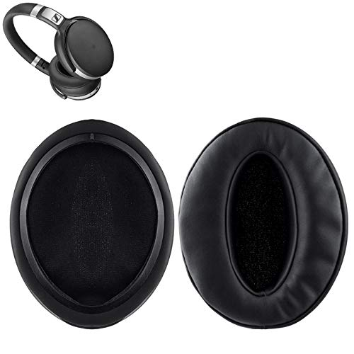 Kit de almohadillas de repuesto para auriculares HD 4.50, compatibles con auriculares inalámbricos Sennheiser HD 4.50 HD 4.40 Bluetooth