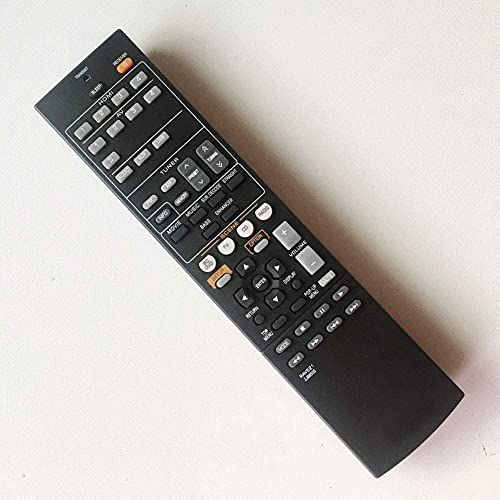 Yamaha RAV521 Audio Receiver Remote Control for HTR-3067, RX-V377, YHT-4910U (ZJ66500)