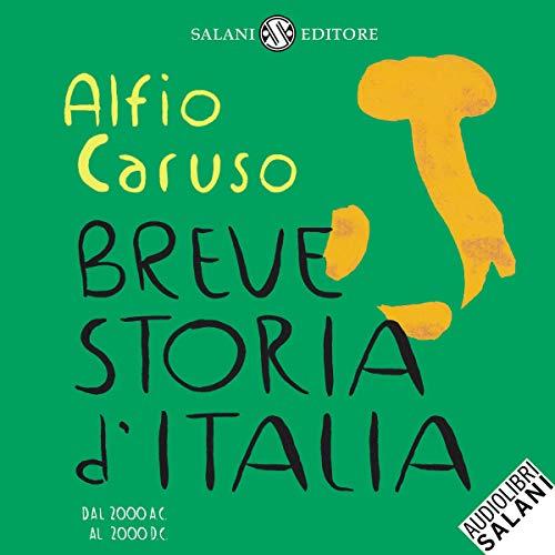 Breve storia d'Italia Audiobook By Alfio Caruso cover art