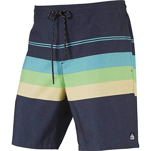 Reef Herren Emea Swimmer Badeshorts, Navy, 30
