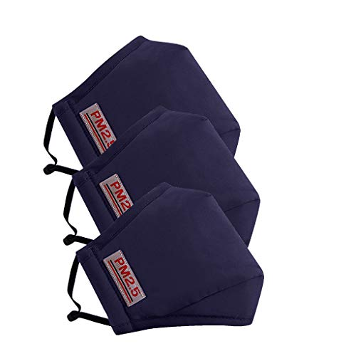 Auifor Adultos A prueba de polvo,  lavable,  adecuado para deportes al aire libre,  correas para los oídos ajustables