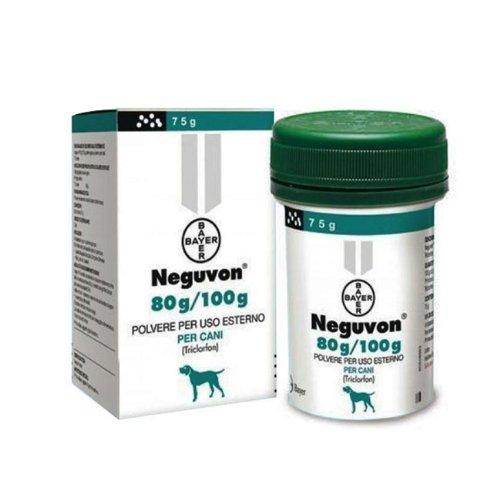 Antiparassitario solubile in acqua Neguvon Bayer per cani contro parassiti
